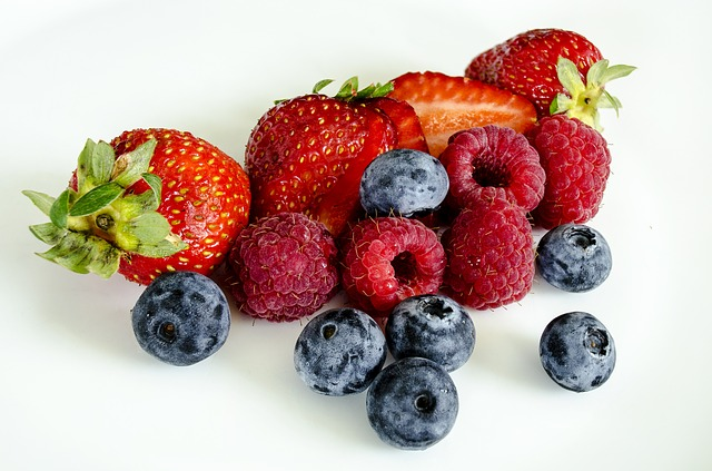 Berries Rich With Nutrients